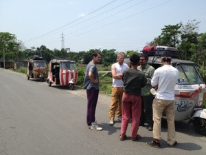 DriveDay 12: #RickshawRun Convention