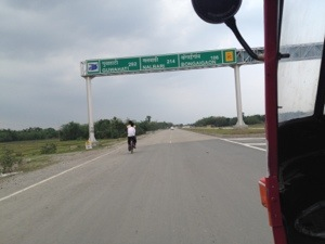 DriveDay 12: Oasis #Rickshawrun #rr