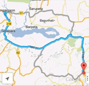 DriveDay 13: Shillong A Long Long Way it is #rickshawrun #rr