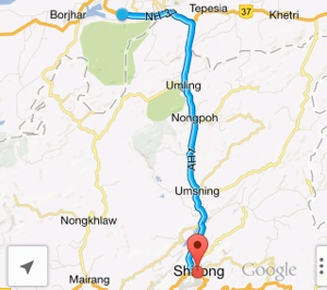 DriveDay 13: Shillong: The final stretch #rickshawrun #rr