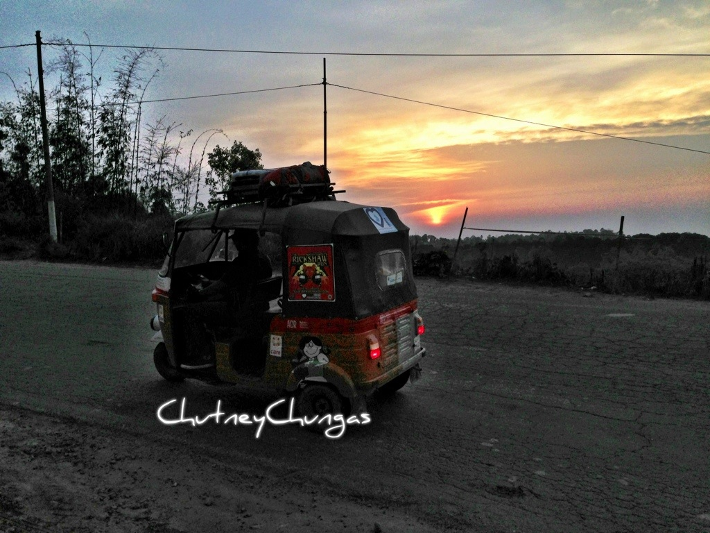DriveDay 13: Sunset Catchers - One final time with CoCo! #rickshawrun #rr