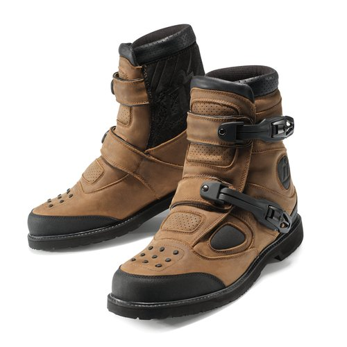 Boots: Icon Patrol