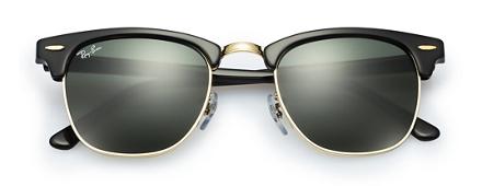 Sunglasses: RayBan Clubmaster