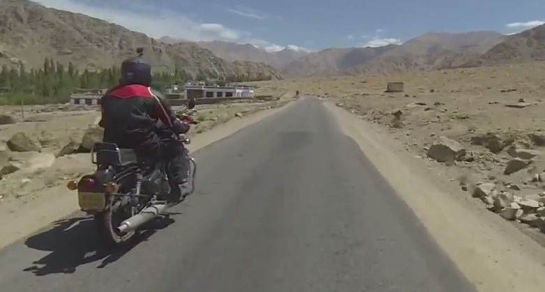 Day 11 | Jul 15 | Leh to PangongTso