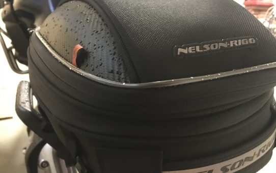 The Tail Bag's a Keeper | Nelson Rigg Tail Bag