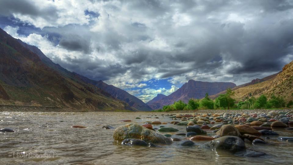 The River Spiti