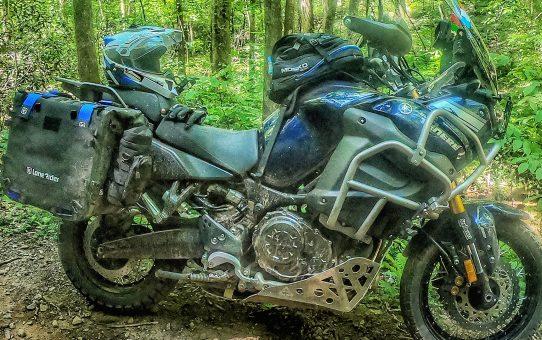 Tenere Rambling | LoneRider Motobags
