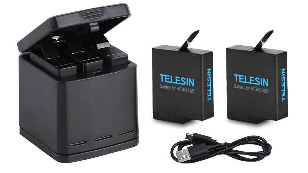 (Mobile) GoPro Battery Charger