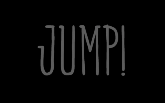 Jump! Motorcycle is your therapist