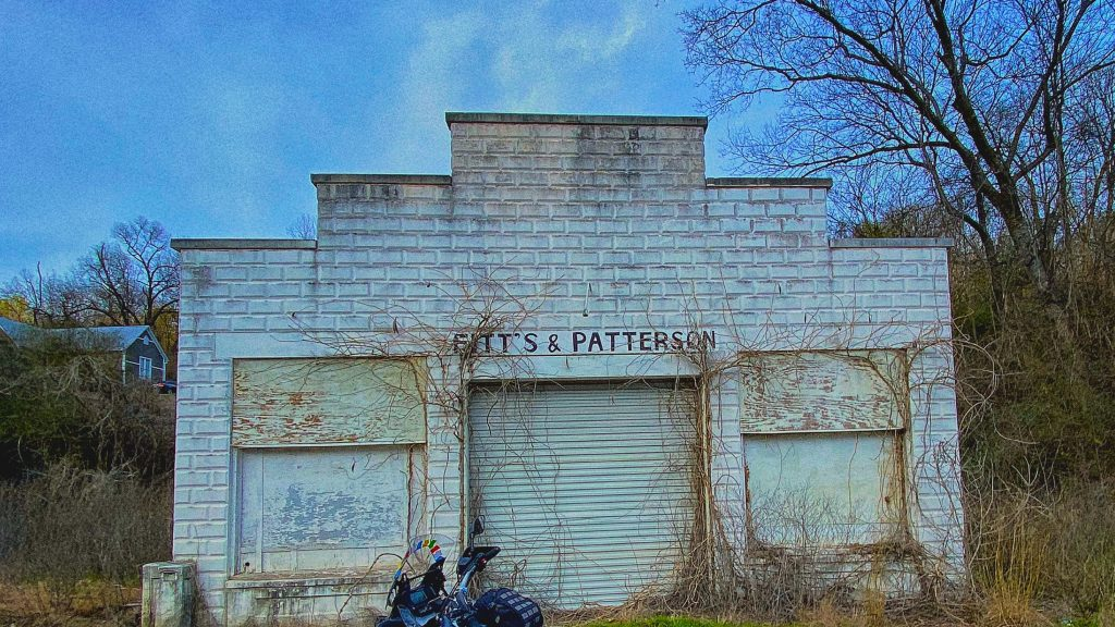 Fitts & Patterson Store, Marble Hill, GA | Of days gone by